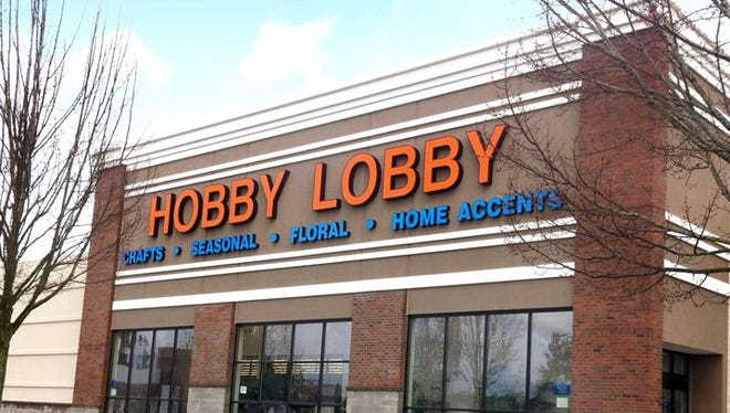 Hobby Lobby Store Front From Des Moines Register.